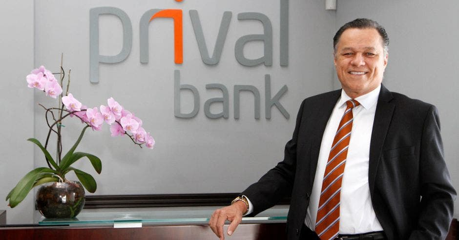 Sergio Ruiz, Prival Bank
