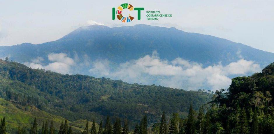 montañas de Turrialba