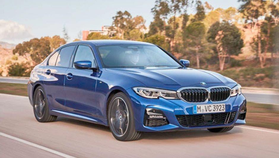 El BMW Serie 3, es de los más modernos vehículos disponibles en el país. BMW/La República