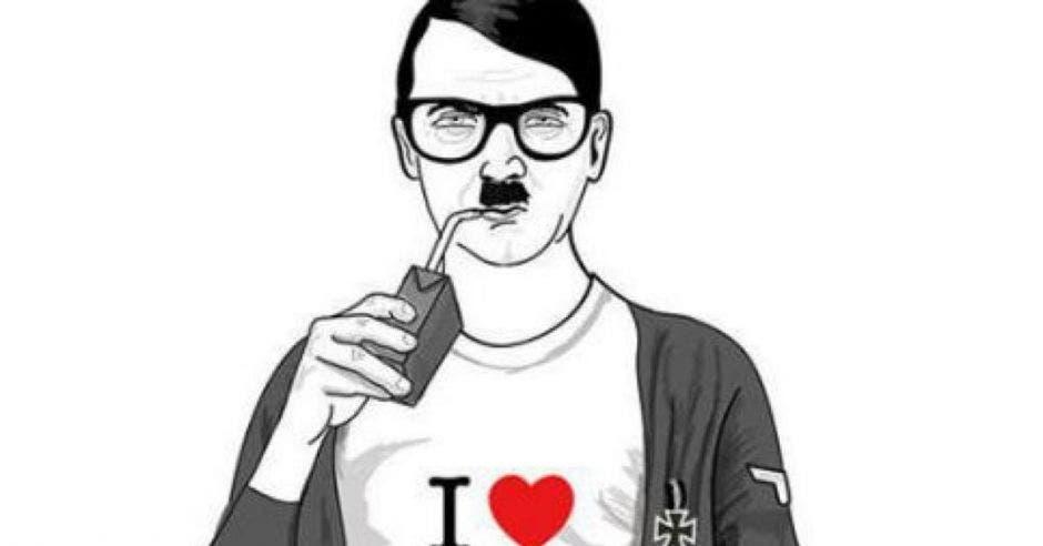 Un Hitler Hipster