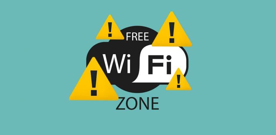 Logo de zona wifi