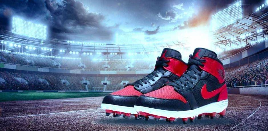 Con cuatro colores disponibles, el par ha atraído a los muchos fanáticos de la marca Michael Jordan. L'Equipe/La República
