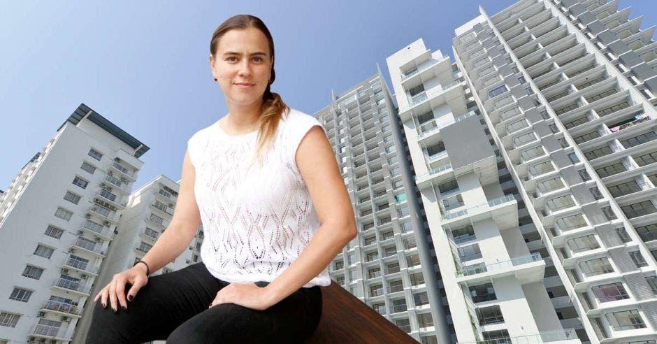 Irene García, coordinadora del proyecto