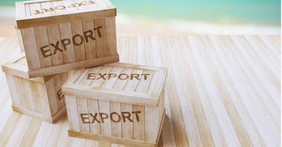 Bajan exportaciones de industria alimentaria