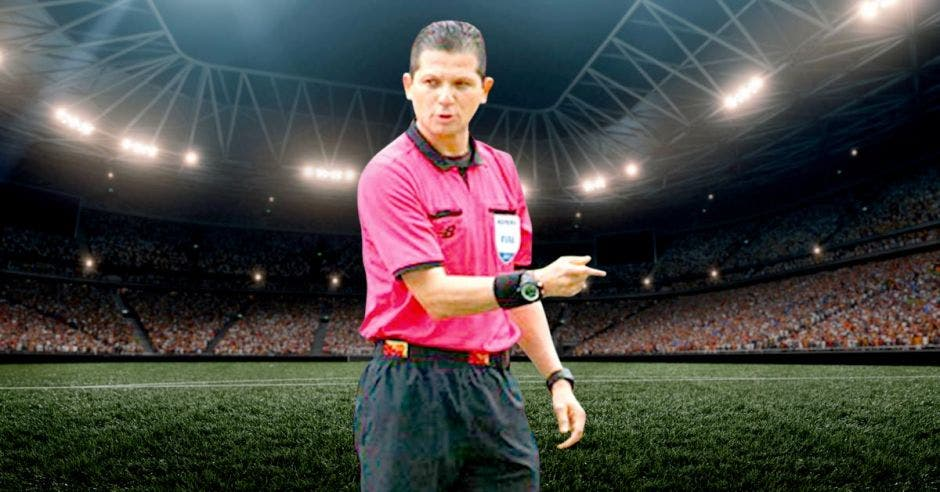 El bombardeo de críticas que reciben nuestros árbitros es difícil de asimilar