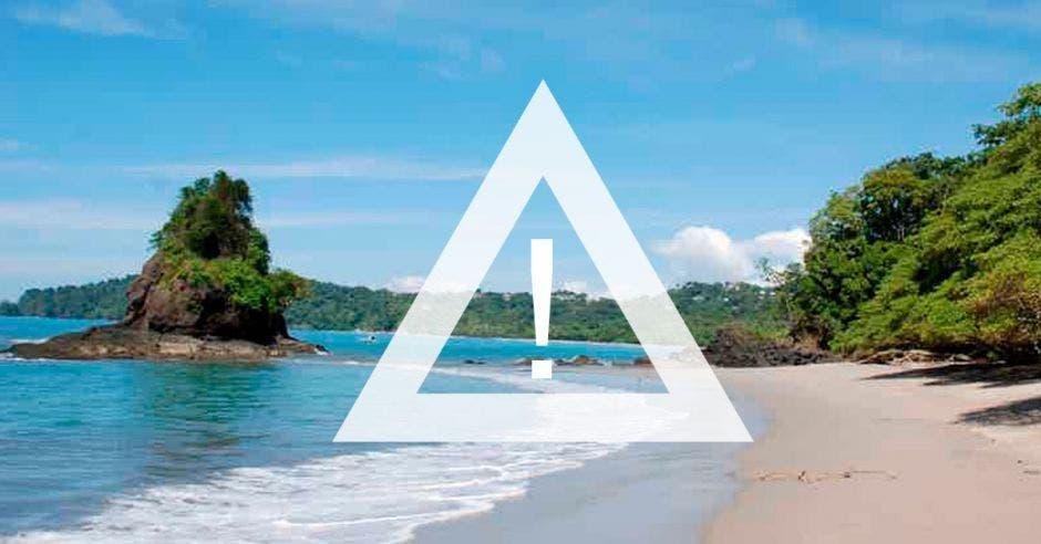 Guardavidas cuidarán playas de Manuel Antonio, Ballena y Puerto Viejo