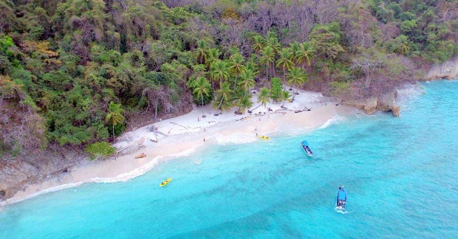 Playa Quesera es uno de los destinos favoritos de los senderistas. GoPlaya/La República