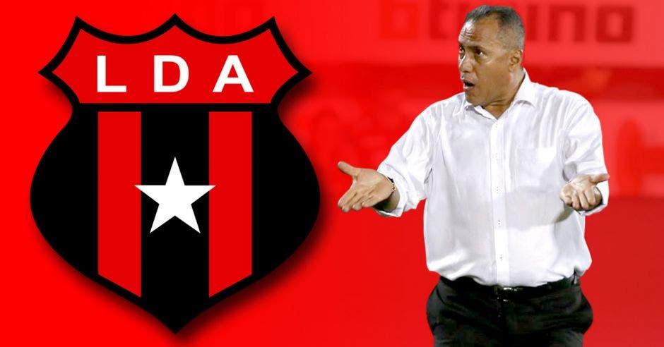 Hernán Torres no se ha definido si continúa como técnico del Alajuelense para el Apertura. LDA/La República