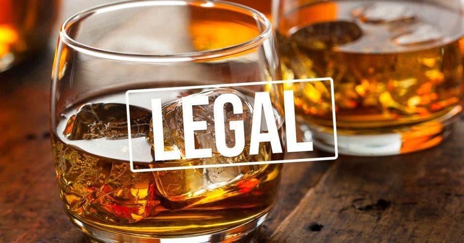 Licor legal
