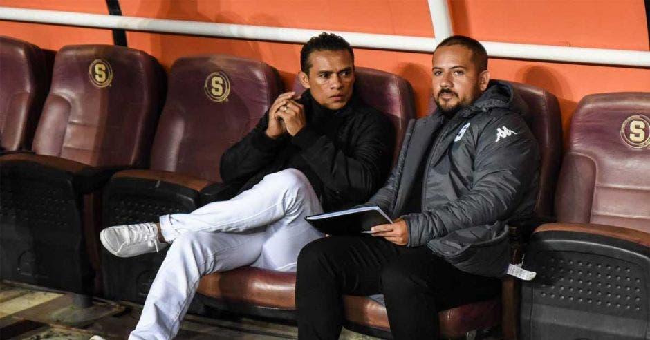 Walter Centeno es uno de los personajes más mediáticos del fútbol nacional. Sap/La República