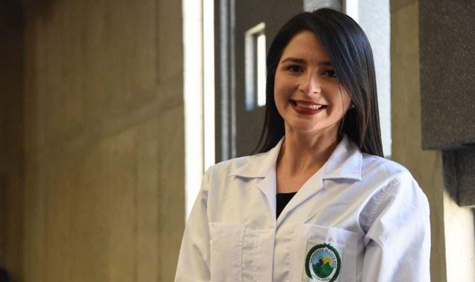 María Esquivel, médica de la UCR.