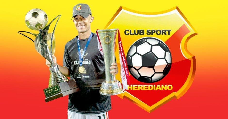 Herediano ingresó en el cuarto puesta a la fase final el torneo anterior y terminó campeón. CSH/La República