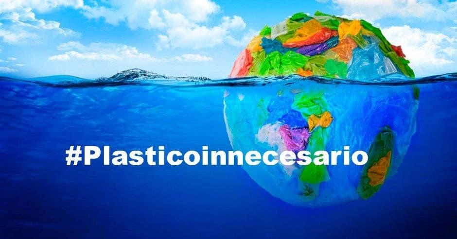 Plástico innecesario