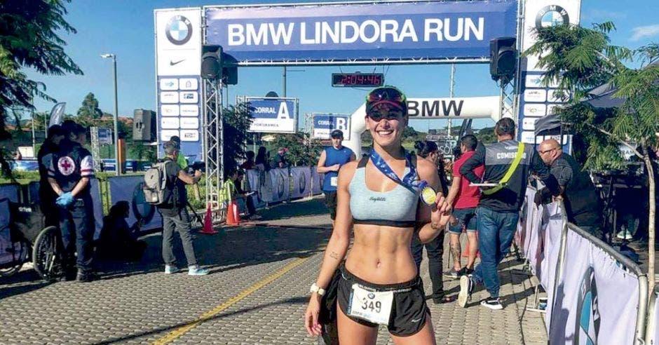 La organización espera que corredores de más de diez países asistan al evento que además dará una inyección a la economía de la zona. Cortesía BMW Lindora Run/La República