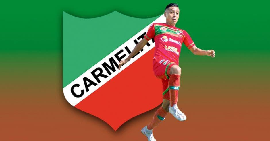 Carmelita podría jugar con la Liga, ya eliminado