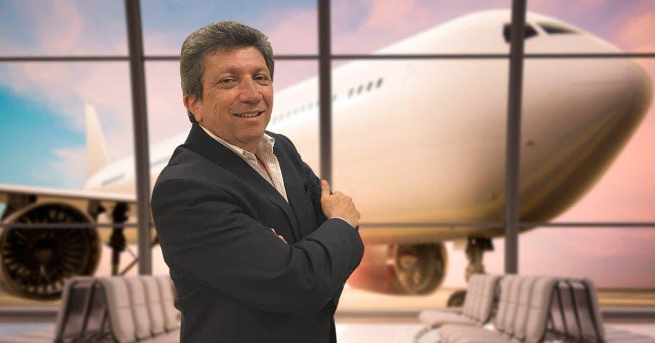 César Jaramillo, gerente de Coriport
