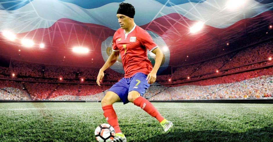 El destino de Christian Bolaños en la Selección Nacional está próximo a dilucidarse. Getty Images/La República