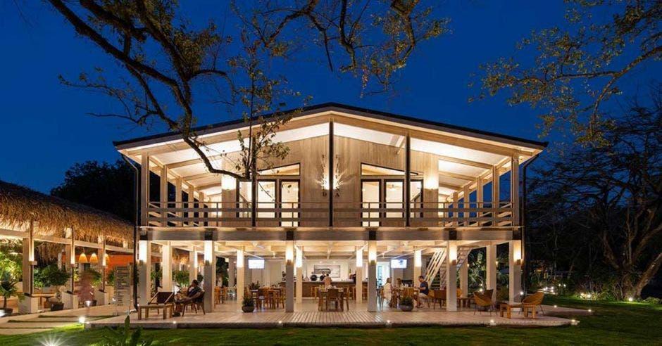 rancho de hotel