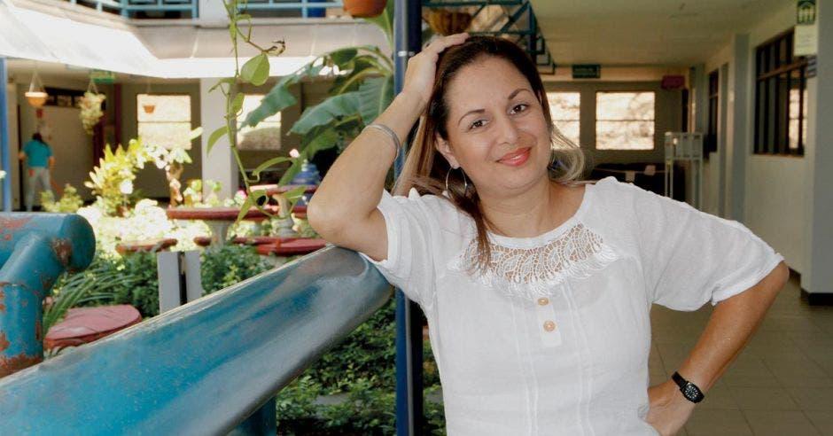 Mayra Loaiza, coordinadora del CEIC de la UNA.