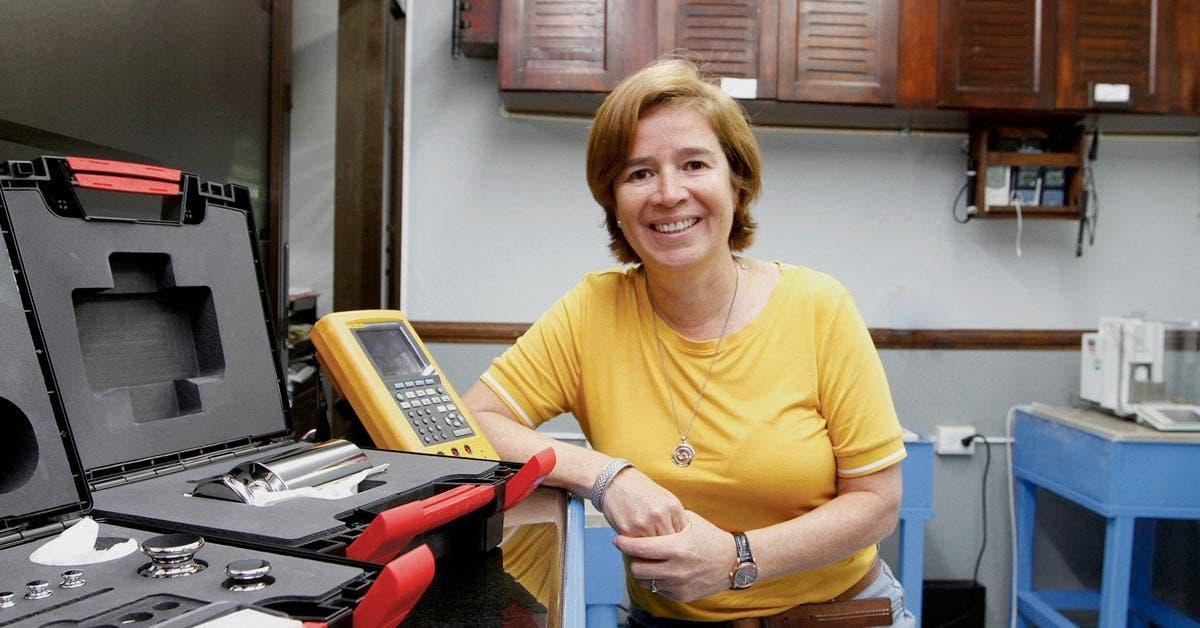 Ligia Bermúdez, coordinadora de Procame