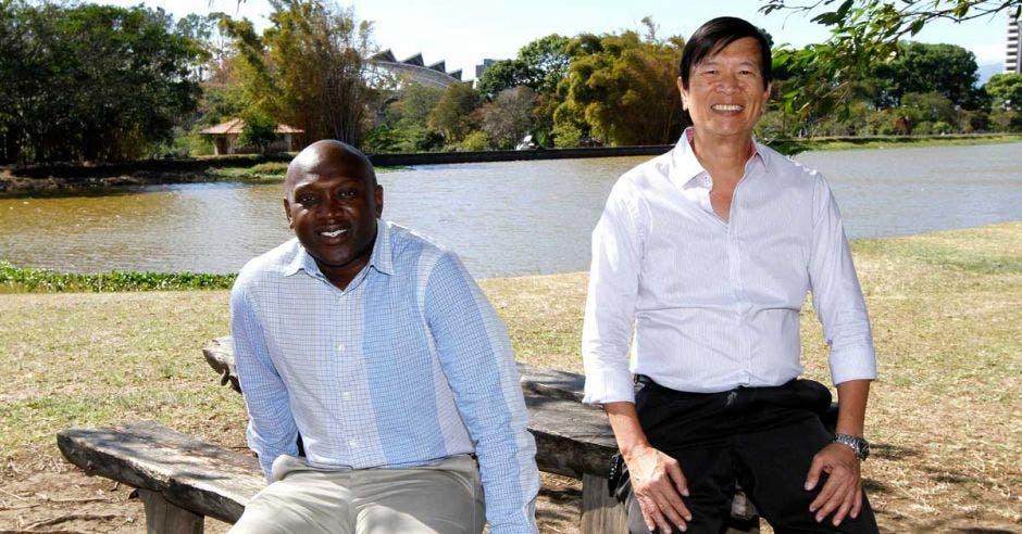 Randy Gordon y Rubén Acón lideran la Cámara de Comercio, Industria y Turismo de Limón.