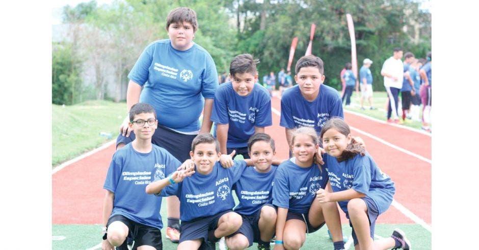 El fin principal de estos programas es la inclusión de los menores por medio del deporte. Olimpiadas Especiales/La República