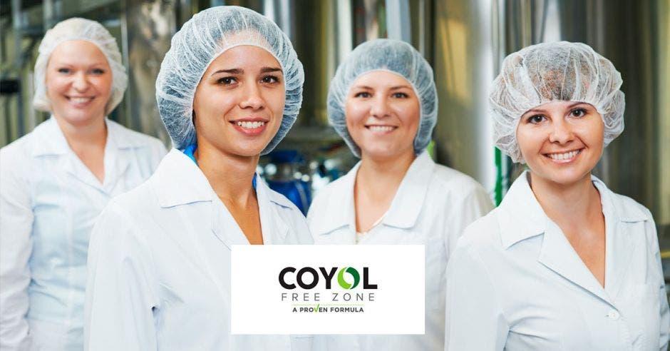 trabajadores de empresas de dispositivos médicos