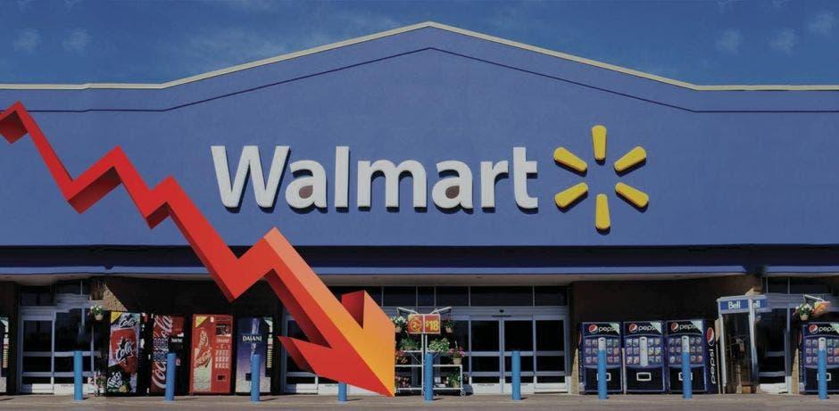 Ventas de Walmart decrecieron en Centroamérica