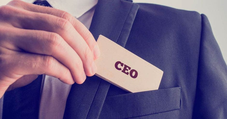 letras: CEO
