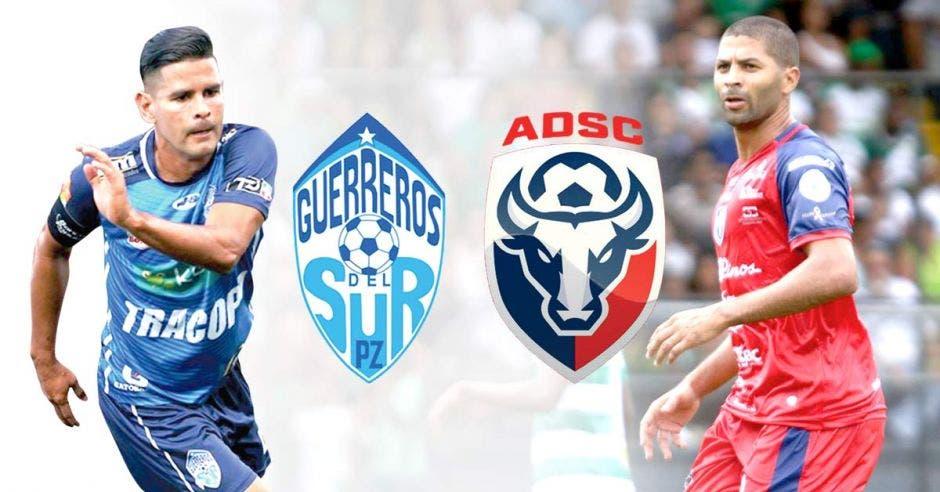 Álvaro Saborío y Keilor Soto luchan por ser el pichichi del Clausura 2019. ADSC-PZ/La República