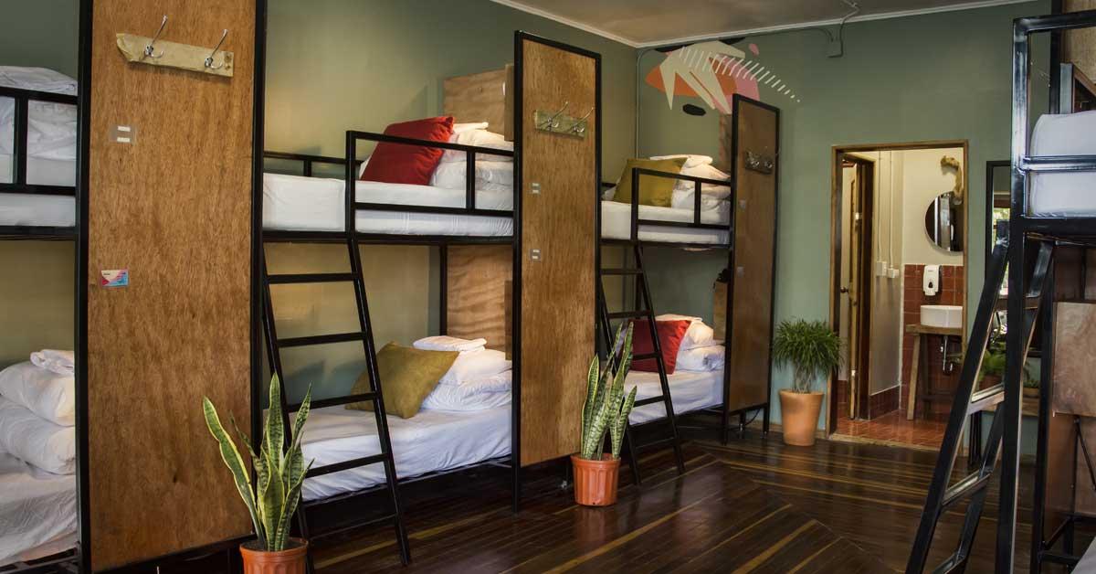 domitorio de 12 camas