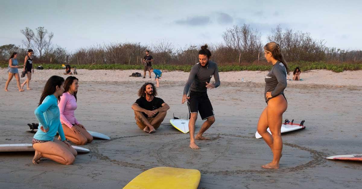 cleses de surf