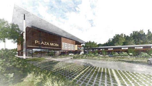 Plaza Moín