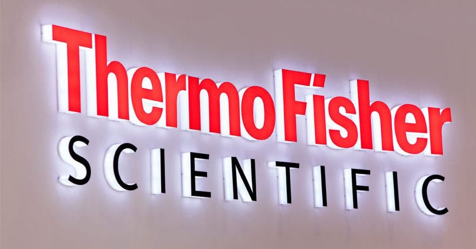 Sede de Termo Fisher Scientific