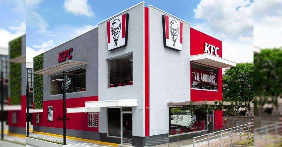 local de KFC