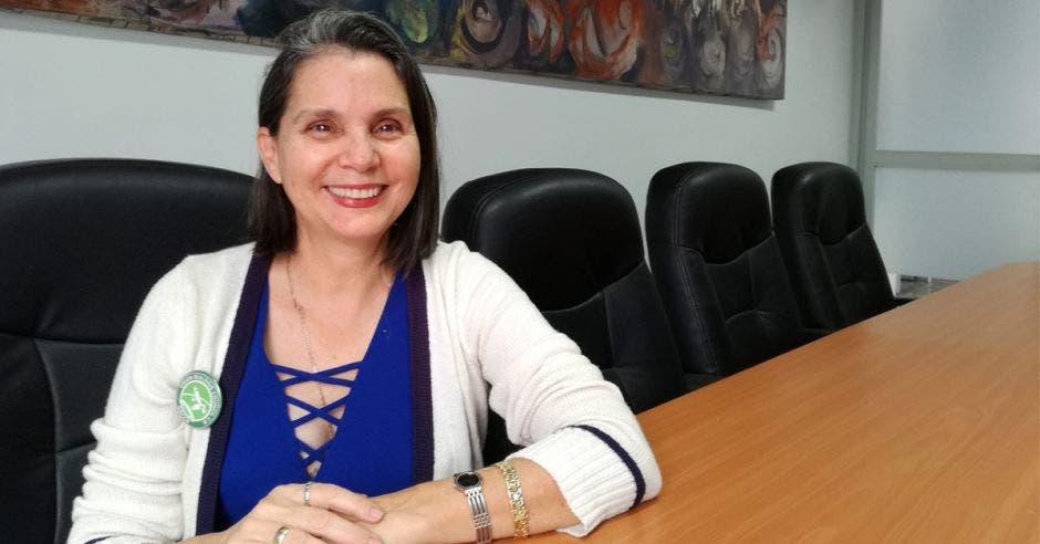 Ana Quirós, vocera del Congreso Internacional de Ciudades Sostenibles.