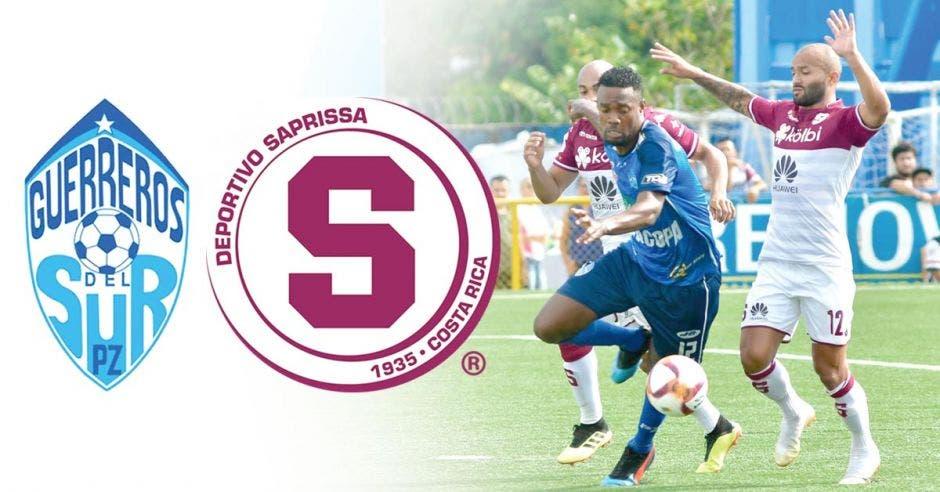 PZ dejó de practicar ante Saprissa el fútbol que los llevó a semifinales ante Saprissa. PZ/La República
