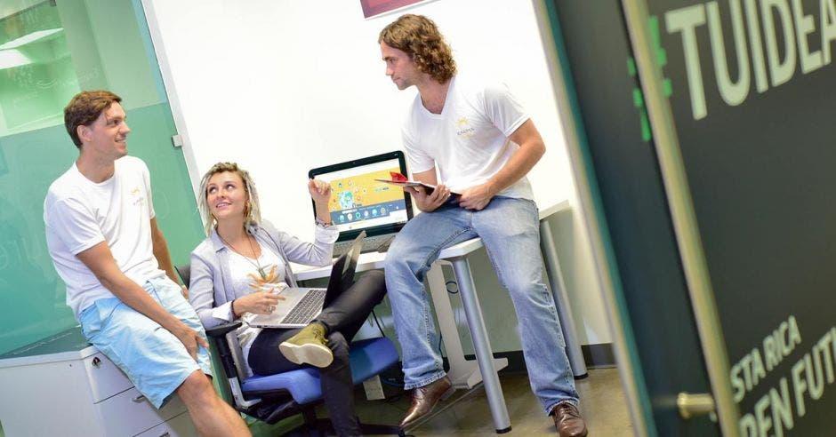 Open Future tiene seis años de seleccionar proyectos para incubar.