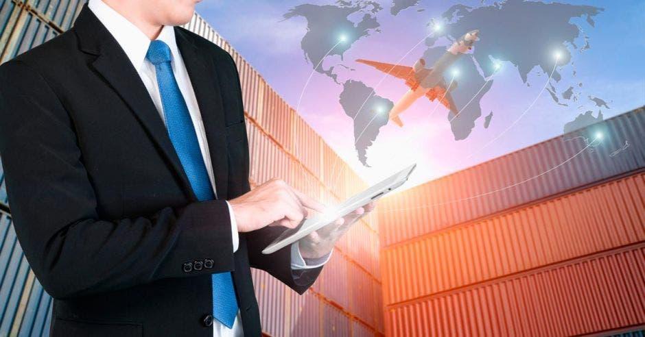 Exportadores quieren facilitar comercio con centroamerica