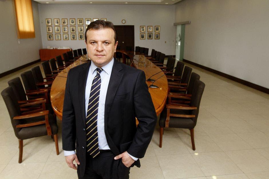 Alonso Elizondo, director ejecutivo de la Cámara de Comercio. Archivo/La República