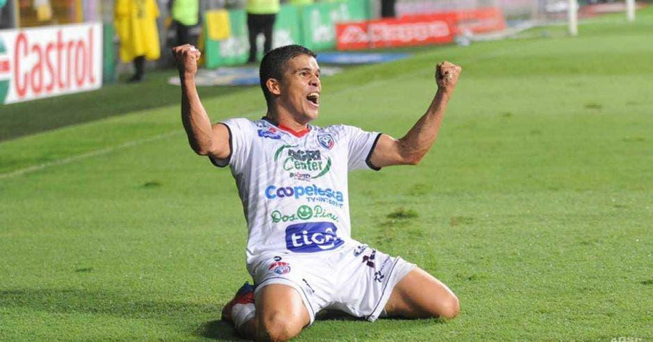 Marco Julián Mena puso el gol de los norteños. ADSC/La República