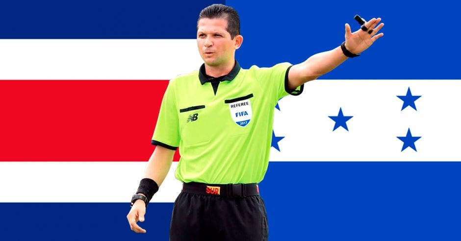 Fedefútbol aseguró que analizan un trueque de árbitros con Honduras para estancias finales. Fedefútbol/La República