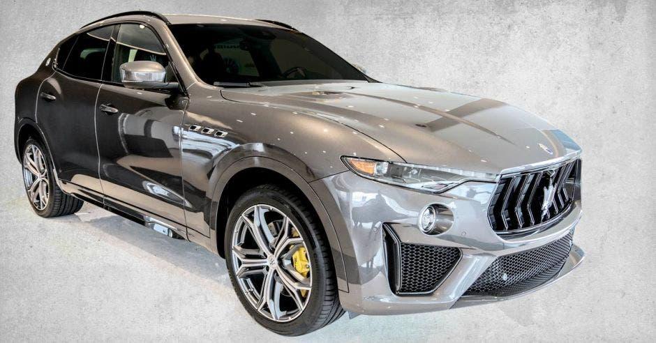 El Levante es un auto con un alto desempeño. Cortesía Maserati/La República