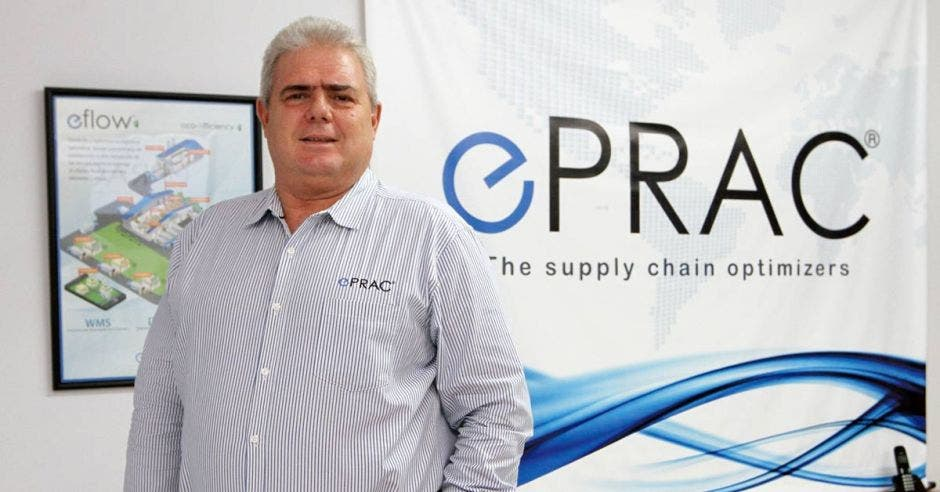 Roberto Cabada Corvisier, director general de ePRAC.