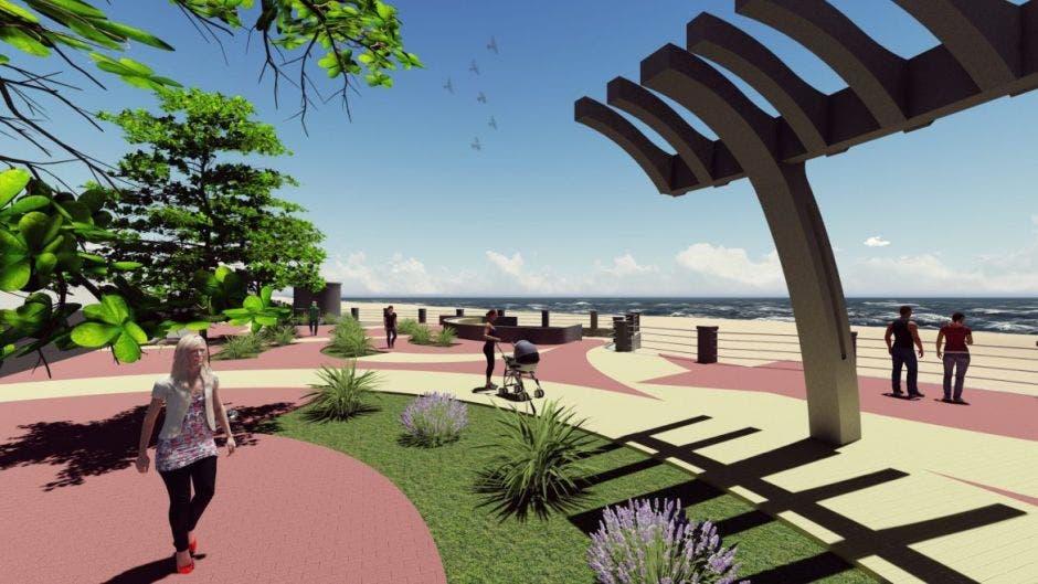 Parque Muellero Puntarenas