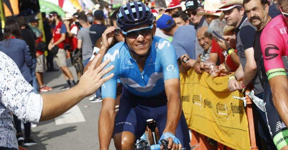 Andrey se mantiene en el Top 10 que alcanzó desde ayer. Bettiniphoto.net/La República