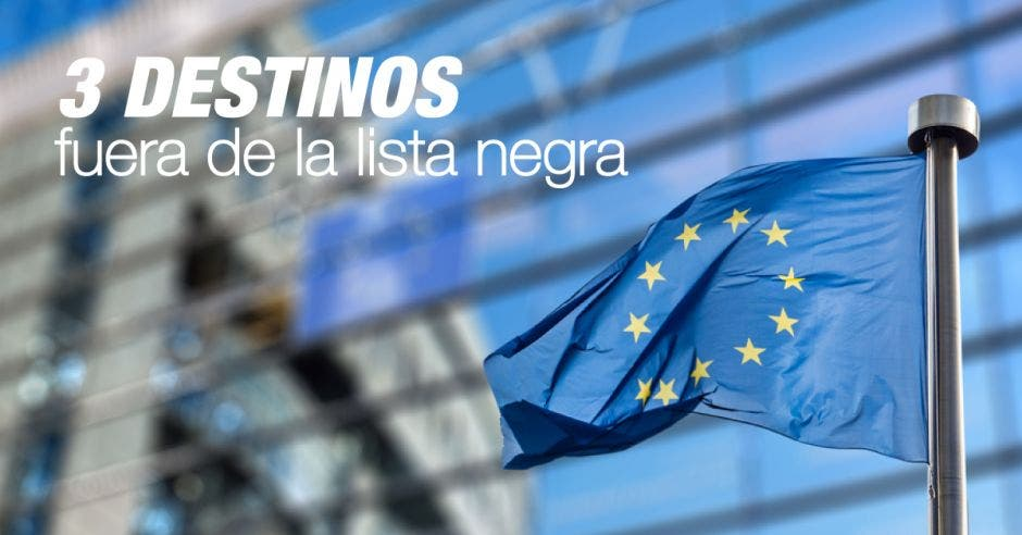 Barbados y Bermudas fueron colocados en la lista gris por la Unión Europea. Elaboración propia/La República