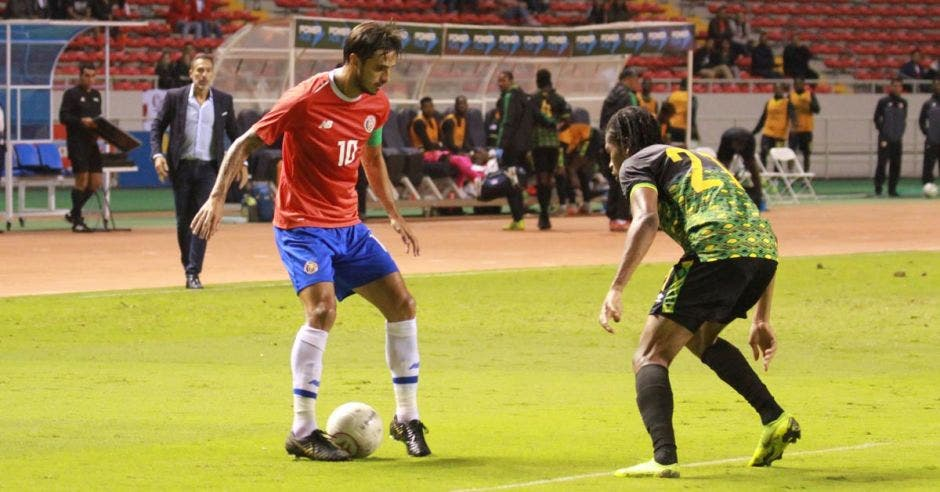 La Selección Nacional debuta en Copa Oro ante Nicaragüa. En caso de victoria, seremos los mejores del mundo y que siga la fiesta. Richard Blaser/La República