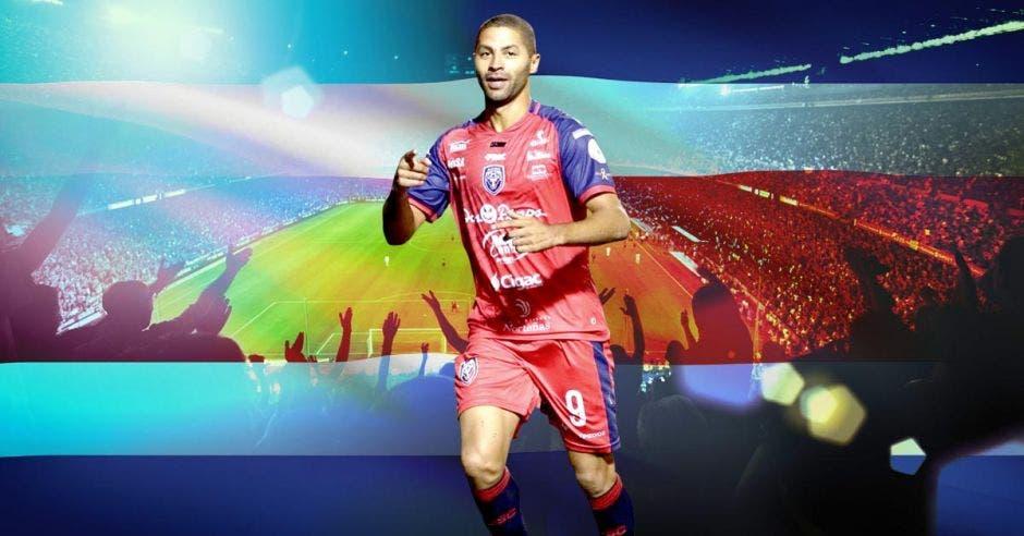 Álvaro Saborío quiere jugar la Copa Oro, ¿lo citará Matosas?