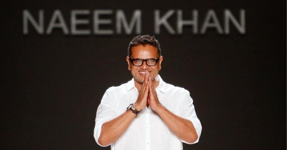 Naeem Khan trasladará su pasarela al Hotel Intercontinental debido al mal clima